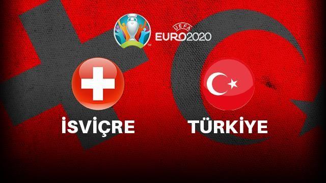 Türkiye İsviçre maçı ne zaman, milli maç saat kaçta? Türkiye gruptan çıkabilir mi? Türkiye gruptan nasıl çıkar? İşte ilk 11'ler...