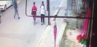 Ahmet Arif: Avcılar'da eski eşi tarafından silahla vurulan kadın ağır yaralandı - Güvenlik kamerası