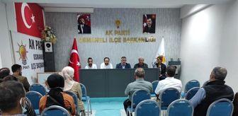 Münür Şahin: Başkan Yıldırım, haftalık olağan yönetim kurulu toplantısına katıldı