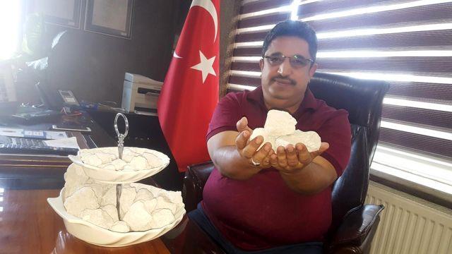 Bitlis'in 'beyaz altın'ı ekonomiye katkı sağlıyor
