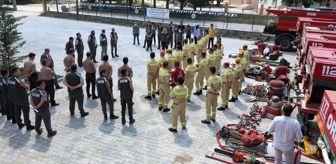 İş Güvenliği: Ekipler yangın riskine hazır