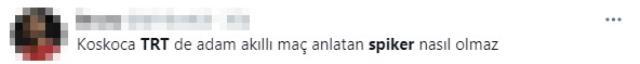 Kuzey Makedonya-Hollanda maçında yaşanan bir pozisyonun tekrarını, yeniymiş gibi anlatan TRT spikeri alay konusu oldu