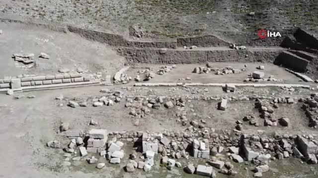 Romalıların Efes'ten sonraki en önemli kentlerinde kazı çalışmaları tekrar başladı