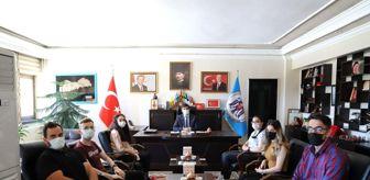 Binali Yıldırım: Erzincan Belediyesi Katkıları ile Covid-19 Hastaları İçin Akıllı Bileklik Üretildi