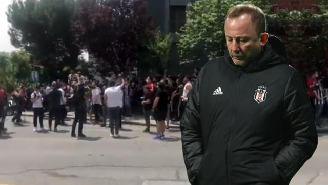 Sergen Yalçın Beşiktaş'tan ayrıldı mı? Beşiktaş'ta kalacak mı? Sözleşme yenileyecek mi? Son durum nedir?
