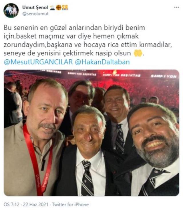 Son Dakika: Beşiktaş, Sergen Yalçın'la anlaşma sağladı