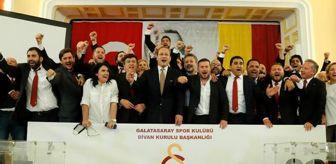 Ali Polat: Son dakika haberi   Galatasaray'da yönetim kurulu görev bölümü yapıldı
