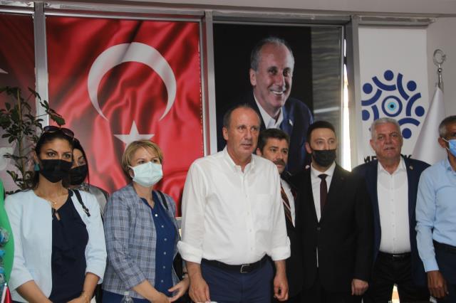 Muharrem İnce'den eski partisi CHP'ye sert sözler: Sizi torbanın içine koyacağız