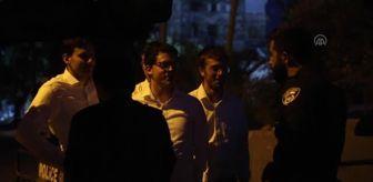 Kudüs: Şeyh Cerrah'ta Filistinliler ile Yahudi yerleşimciler arasında kavga çıktı