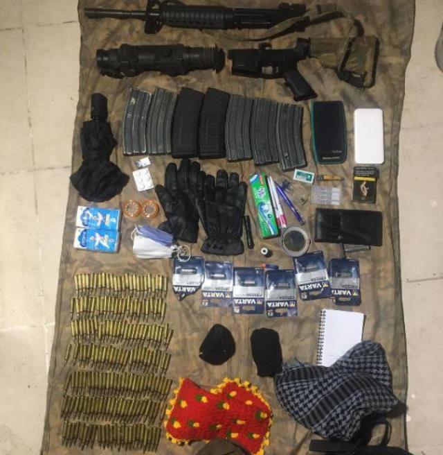 AK Partili vekilve kardeşineeylem içinSuriye'den gelenPKK'lı terörist yakalandı