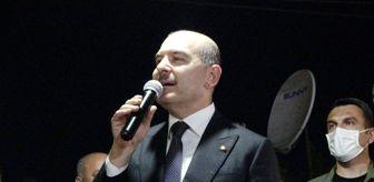 Müslüman: İçişleri Bakanı Süleyman Soylu, Muş'un Hasköy ilçesinde vatandaşlara hitap etti