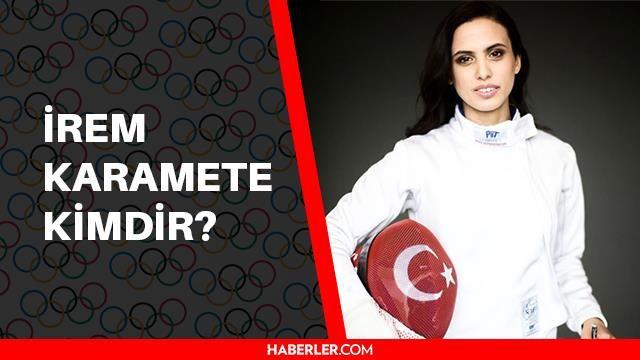İrem Karamete kimdir? 2020 Olimpiyatları Eskrim İrem Karamete kimdir? Kaç yaşında, nereli?