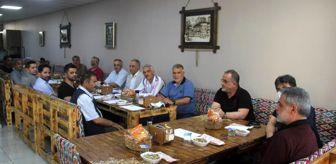Emekli: İstanbul Erzincan Platformu gazetecilerle bir araya geldi