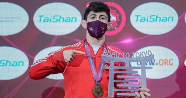 Kerem Kamal kimdir? 2020 Olimpiyatları Güreş Kerem Kamal kimdir? Kaç yaşında, nereli?
