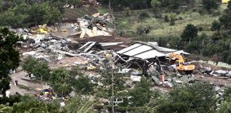Emlak: Lütfü Türkkan'ın kaçak çiftliğinde yıkım tamamlandı
