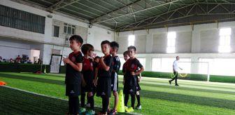 Murat Uysal: Fatih Karagümrük'ün ilk il dışı futbol okulu Alaplı'da açıldı
