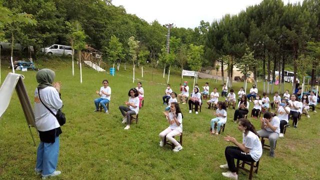 Sultanbeyli'de yeni park Çevre Elçileriyle açıldı