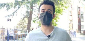 Şükrü Genç: Sarıyer'de çöken boş binanın eski sakini Mehmet Yalçın, mağdur olduklarını iddia etti