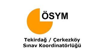 Selami Abban: 2021 Yks Çerkezköy'de Başarılı Bir Şekilde Tamamlanmıştır Yeni