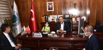 Orhan Atalay: Son dakika haberleri: Gençlik ve Spor Bakanı Kasapoğlu, Ardahan Yalnızçam Kayak Merkezi'nde incelemelerde bulundu