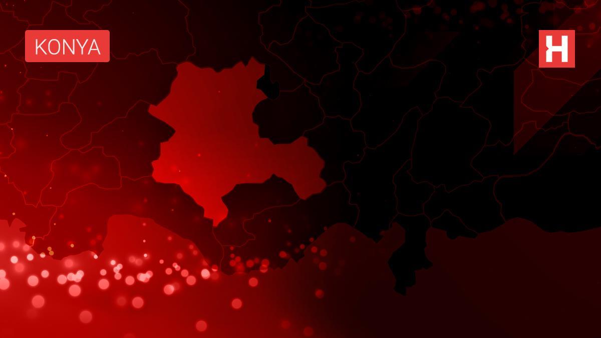 Son dakika haber... Konya'da iki otomobil çarpıştı: 1 ölü, 9 yaralı