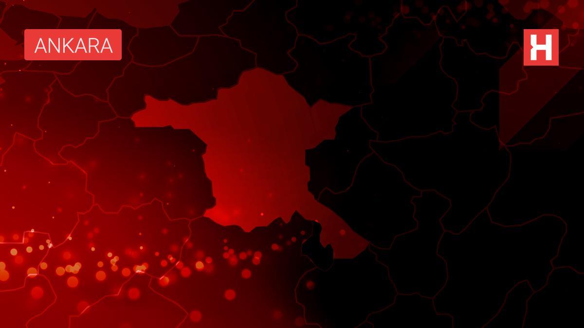 Ankara'da taksi ile otomobilin çarpışması sonucu 4 kişi yaralandı