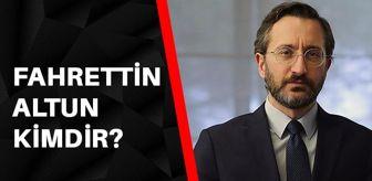 Fatih Üniversitesi: Fahrettin Altun kimdir? Fahrettin Altun kaç yaşında, aslen nerelidir? Fahrettin Altun hayatı ve biyografisi hakkında bilgiler nelerdir?