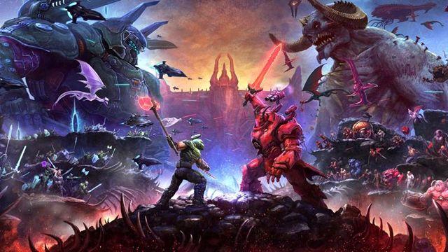 NVIDIA, Doom Eternal için Raytracing ve DLSS 2.0 desteği ekliyor