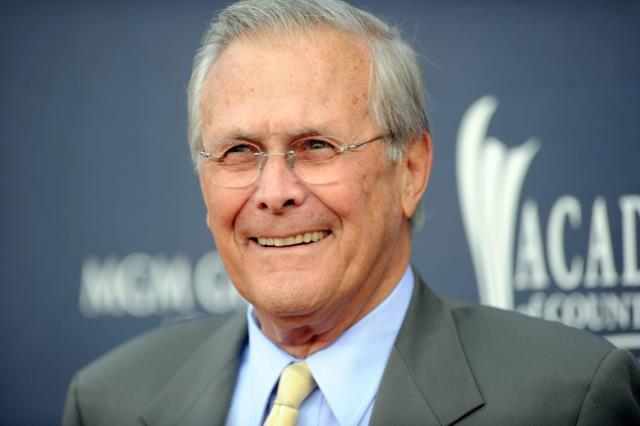 ABD'nin eski Savunma Bakanı Donald Rumsfeld 88 yaşında öldü
