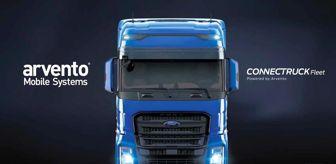 Ford Trucks: Arvento ile Ford Trucks'tan teknolojik iş birliği