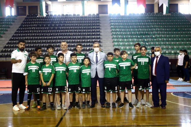 GSB Spor Okulları kapılarını açtı