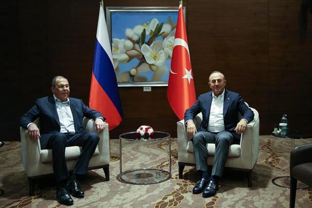 Rusya Dışişleri Bakanı Lavrov'dan Kanal İstanbul yorumu: İstanbul kanalı yabancı askerlere zemin hazırlamaz