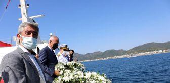 Liman: Marmaris'te Denizcilik ve Kabotaj Bayramı çeşitli etkinliklerle kutlandı