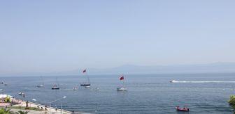 Liman: Mudanya 1 Temmuz Kabotaj Bayramı'nı kutladı