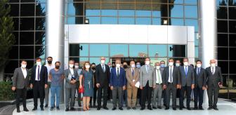 Ali Akyol: ADÜ'de KUSİ Planlama ve Geliştirme Kurulu toplantısı gerçekleşti