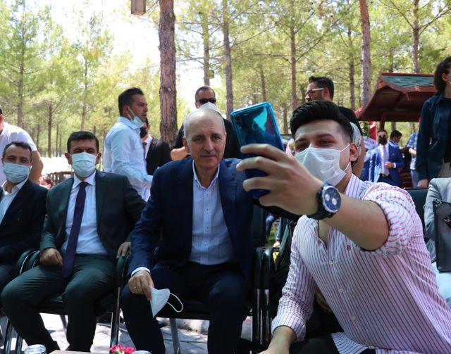 AK Parti Genel Başkanvekili Kurtulmuş, Burdur'da toplu açılış töreninde konuştu Açıklaması