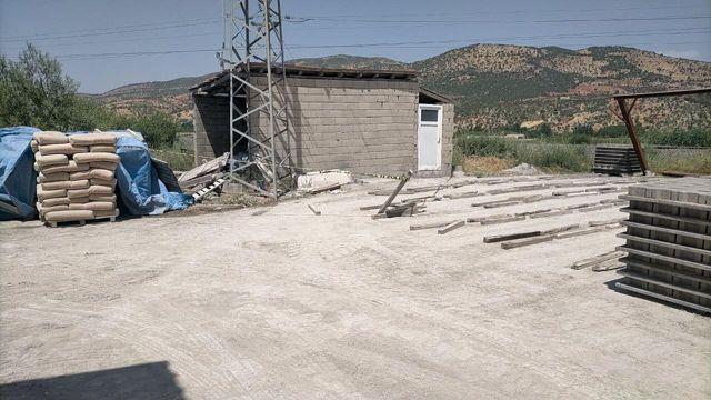 Adıyaman'da iş cinayeti: Elektrik akımına kapılan işçi hayatını kaybetti 2