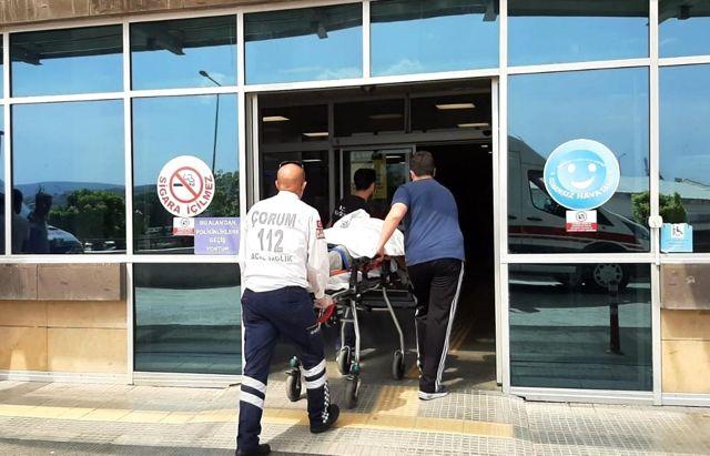 Çorum'da iş cinayeti: İnşaattan düşen işçi öldü