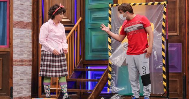 Güldür Güldür Show'da deprem! Naime karakterine can veren Ecem Erkek projeden ayrıldı