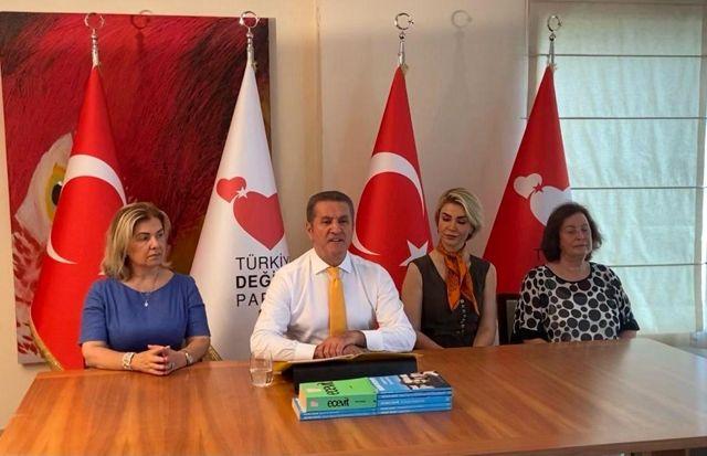 Türkiye Değişim Partisi Genel Başkanı Sarıgül'den Zülfü Livaneli'ye tepki