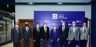 Durmuş Yılmaz: İYİ Parti'den Eskişehir OSB'ne ziyaret