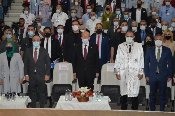 Son dakika haber... ELAZIĞ- KKTC Cumhurbaşkanı Tatar konferansta konuştu (detaylar)