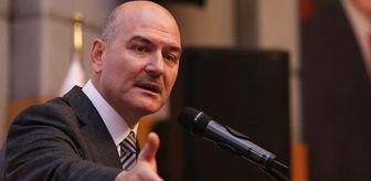 Feyzi İşbaşaran: Süleyman Soylu'nun istifa ettiği iddiasına AK Parti'den ilk tepki: Birlik ve beraberliğimizi bozamayacaksınız
