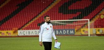 Fuat Çapa: Turgutluspor'da teknik direktörlüğe Akgün getirildi