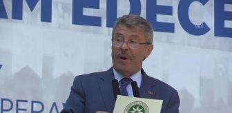 Kadir Has: Kayseri Pancar Ekicileri Kooperatifi'nin 68. Olağan Genel Kurulu başladı