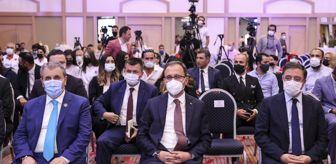Hüseyin Çam: Bakan Kasapoğlu, Ülke TV'nin '7. Sporun Devleri Buluşuyor' ödül törenine katıldı