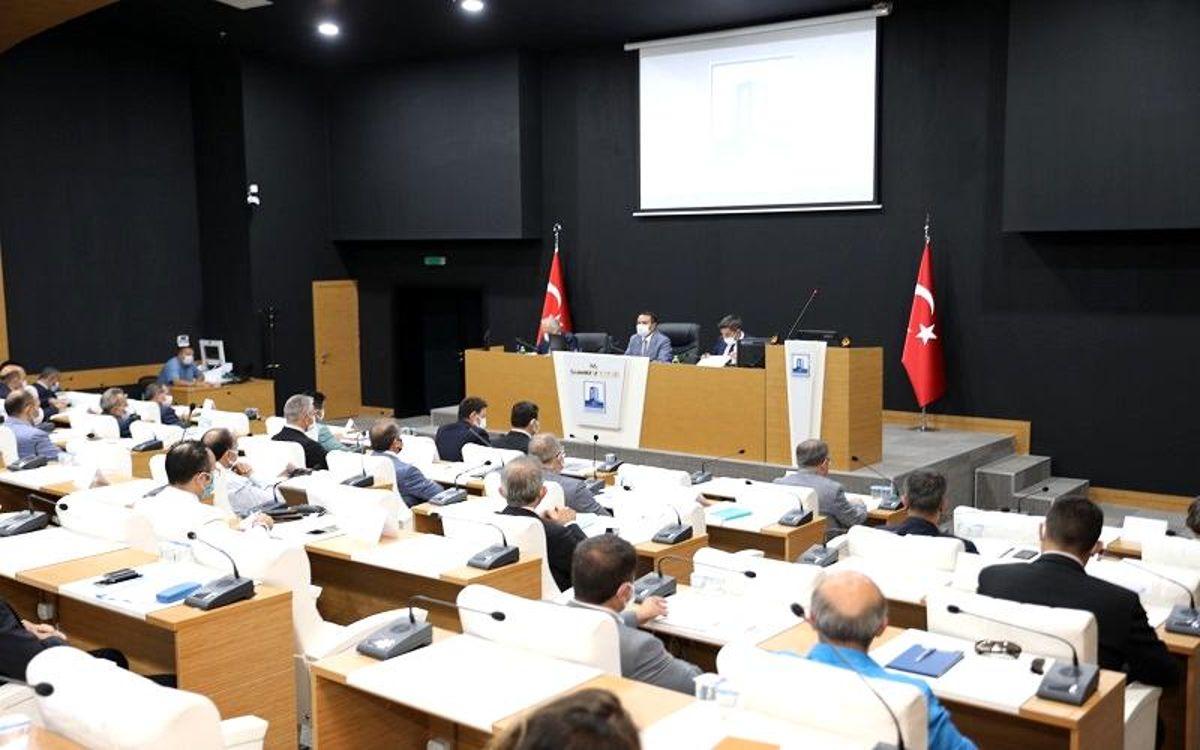İl Koordinasyon Kurulu Toplantısı, Vali İlhami AKTAŞ Başkanlığında Gerçekleştirildi