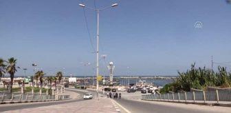 Liman: Gazzeliler İsrail'in Filistinli balıkçılara yönelik ihlallerini protesto etti