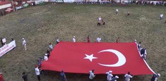 Ali Gürbüz: Kırkpınar Er Meydanı'nda Türk bayrağı açıldı (2)