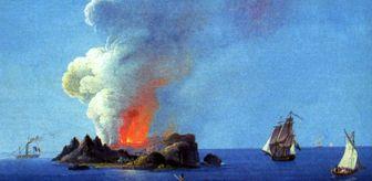Mitoloji: 190. yıldönümünde Akdeniz'in kısa ömürlü Atlantis'i: Kaybolan adanın öyküsü